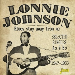 Johnson Lonnie-(2CDS) Selected Singles 1947-53
