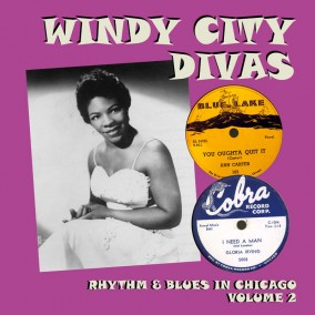 Windy City Divas- Rhythm & Blues In Chicago Vol. 2