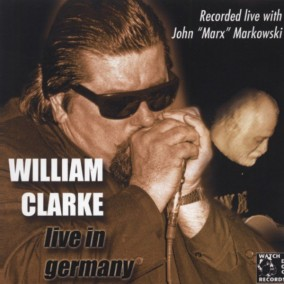 Clarke William- Live in Germany