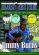 Blues & Rhythm Magazine #225  JIMMY BURNS- NASHVILLE JUMPS