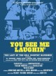 You See Me Laughin'- DVD The Last of the Hill Country Bluesmen