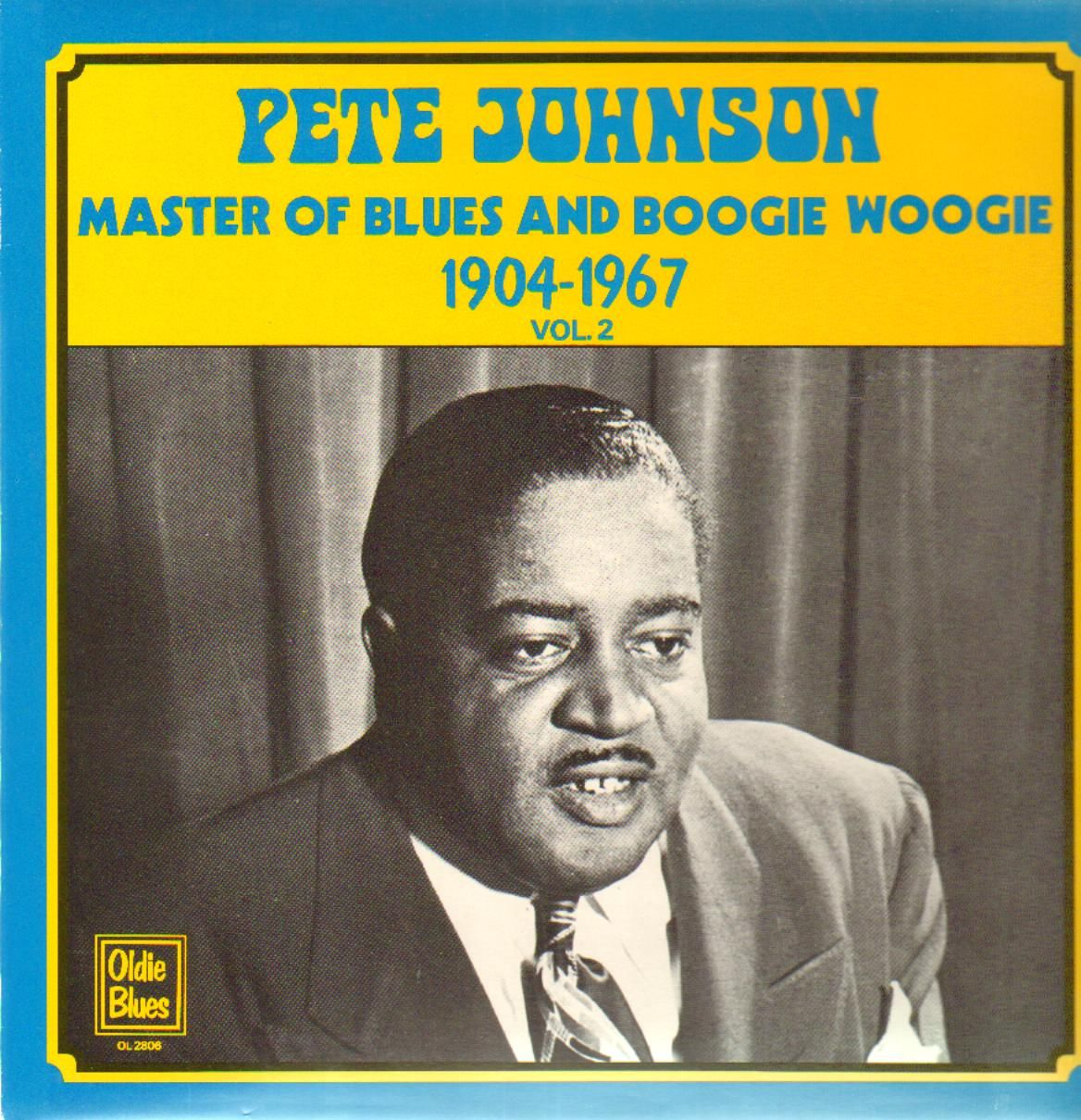 bluebeat music pete johnson vinyl master of blues boogie