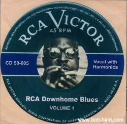 RCA Down Home Blues- Volume 1